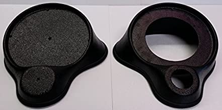 kick panel speaker pods