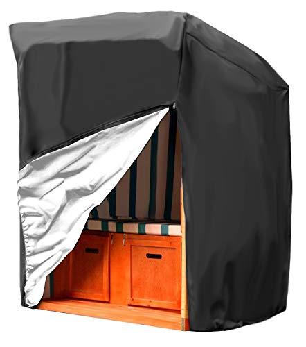 Cubierta de columpio para patio, impermeable, cubierta de columpio, hamaca al aire libre, patios de jardín, instalaciones de entretenimiento, cobertor protector de muebles