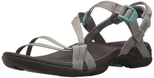 Teva Womens Sirra Sport Sandal, Desert Sage, 9 Medium US
