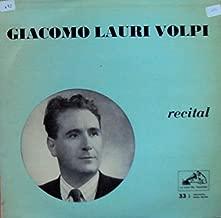 lauri volpi tenor