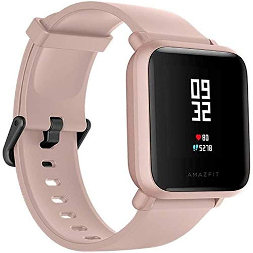 "Xiaomi Smartwatch Amazfit Bip Lite Global 1,28"" PULSOMETRO Pink, Bluetooth, Rosa"