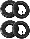 4PCS Electric Scooter Tire & Inner Tube,200X50 Inflatable Tire for Razor E100, E150