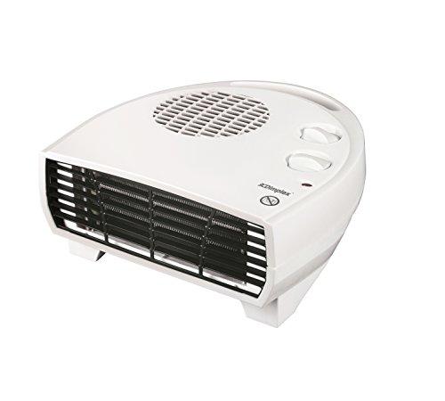 Dimplex DXFF20TSN Fan Heater, Plastic, 2000 W, White