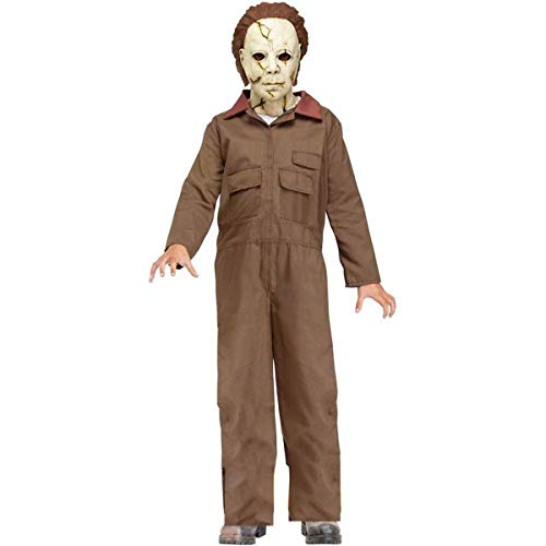 Michael Myers - Rob Zombie's HALLOWEEN Kid Large Costume (12-14)