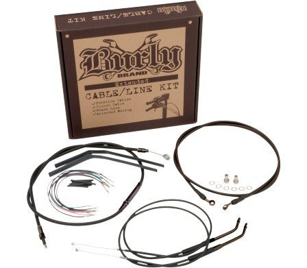 BURLY B30-1002 Cable/Brake Line Kit for 14