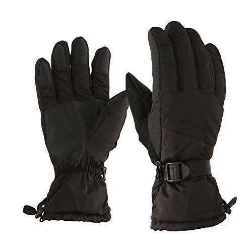 JOEPET Winter Ski Handschoenen Koud Bewijs Werk Handschoen met Thermische 3M Thinsulate Isolatie Katoen Handschoenen Outdoor Waterdichte Handschoenen Rijden Fietsen Beschermende apparatuur