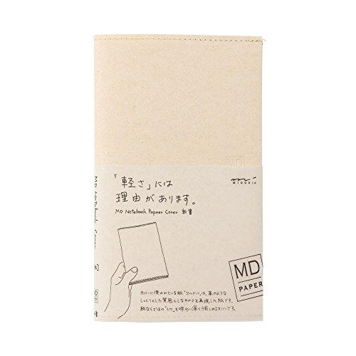 ミドリ ノート MDノートカバー 新書 紙 49840006