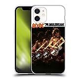 Head Case Designs Ufficiale AC/DC ACDC Jailbreak Copertina Album Cover in Morbido Gel Compatibile con Apple iPhone 12 Mini