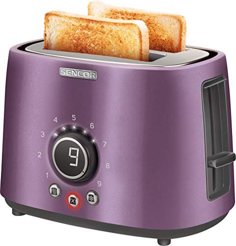 Sencor STS 6053VT Toaster Lila