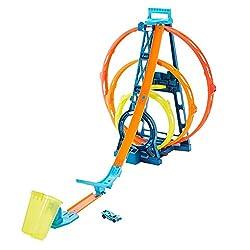 Image of Hot Wheels Track Builder...: Bestviewsreviews
