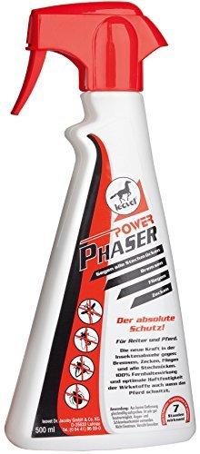 Leovet Power Phaser 500 ml Der absolute Schutz gegen alle Insekten und Bremsen by Leovet