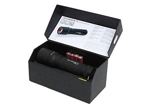 Ledlenser 9807 T7.2 LED Torch, 1.5 V, Black 6
