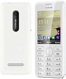 Nokia 206 DUAL - 64 MB, White