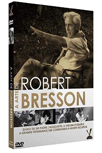 A Arte De Robert Bresson - 2 Discos [DVD]
