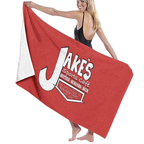N\ Jake'S Employee Toalla de playa de baño de secado rápido