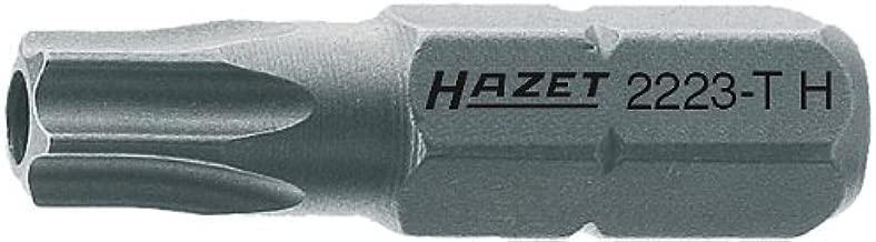 9 Hazet tournevis-intérieur torx profil-clés large t 9-longueur totale