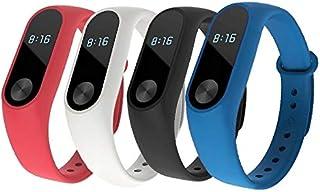Smart Armband Voor MI Band 2 Riem Vervanging Riem Siliconen Polsband Voor MI Band 2 Smart Armband Voor Xiaomi-accessoires...