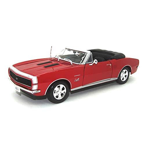 Preisvergleich Produktbild BBURAGO MAISTO FRANCE- Fahrzeug Chevrolet Camaro SS 396 1967,  Maßstab 1:18,  M31684