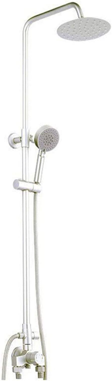 Badezimmer Regendusche Wasserhahn Mischbatterie Mit Handsprüher Wand Bad Dusche System Sets