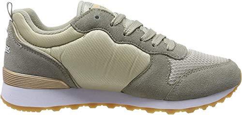 Skechers Originals OG85 Goldn Gurl Zapatillas de deporte Mujer, Gris (Tpe), 38 EU