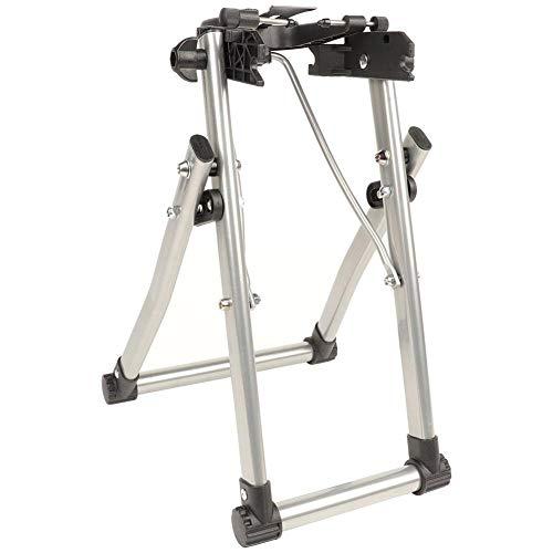VGEBY1 Fahrradständer, Wartung Fahrradrad Zentrierständer Fahrradreparaturständer Radfahren in Türablage-Arbeitsständen