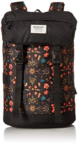Burton Tinder Backpack, True Black Triple Ripstop