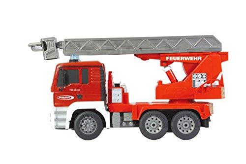 RC Auto kaufen Feuerwehr Bild 4: Jamara 405008 Feuerwehr Drehleiter*