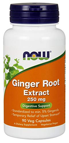 Now Foods Extracto de raíz de jengibre