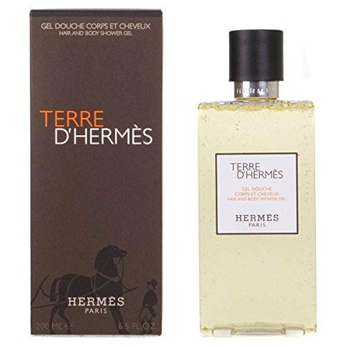 Hermes Terre D' hair and body Duschegel, 200ml