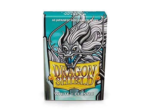 Dragon Shield- Bustine per Carte, Colore White, 1