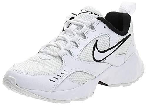 Nike Air Heights, Zapatillas de Trail Running para Mujer, Blanco (White/White-Black 102), 39 EU
