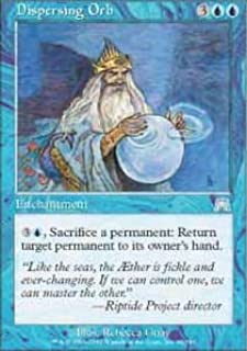 Magic: the Gathering - Dispersing Orb - Onslaught - Foil