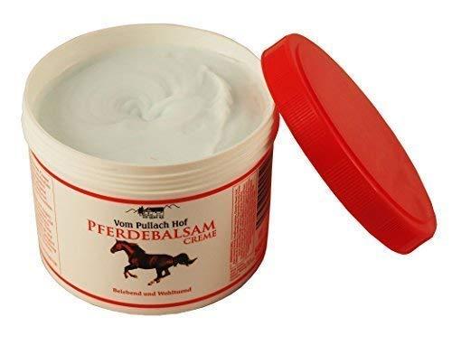 6 x 500ml Pferdebalsam-Creme vom Pullach Hof