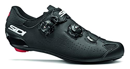 SIDI Shoes Genius 10, Scape Cycling Man, Black Black, 47