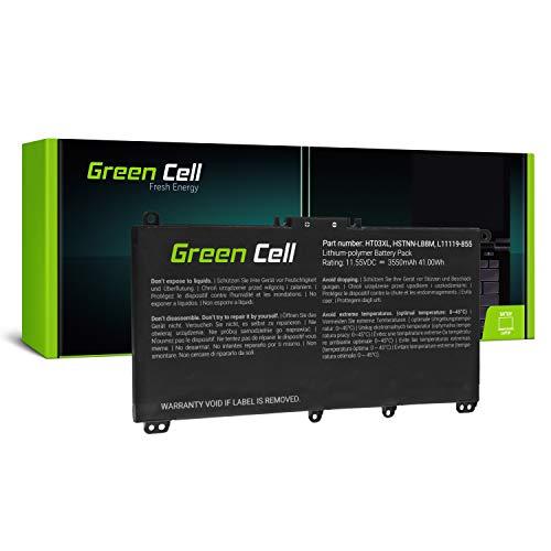 Green Cell® HT03XL Batería para HP 240 G7 245 G7 246 G7 250 G7 255 G7 256 G7 340 G5 348 G5 Portátil (3550mAh 11.55V)
