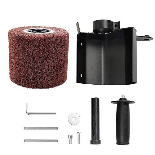 QWERTOUY multifunctionele elektrische haakse slijper, voor het bevestigen van de polijstmachine, metaal, staal, hout