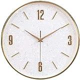 Linjolly Reloj de Pared El Artista USA la Sala de Estar de Moda y Creativa, el Reloj de Pared aún montado en la Pared