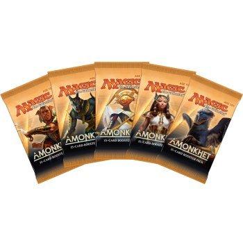 Devir 599386031 - sobre Cartas Magic amonkhet