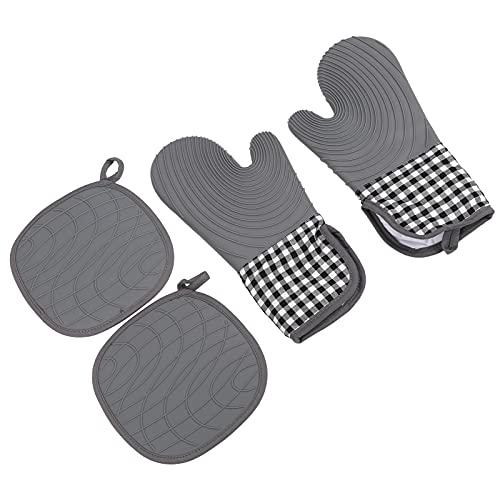 Guanto in silicone CUTULAMO, semplice operazione fornitura cucina sicuro e affidabile per la cottura