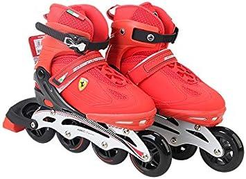 Amazon Com Ferrari Inline Skate Sports Outdoors