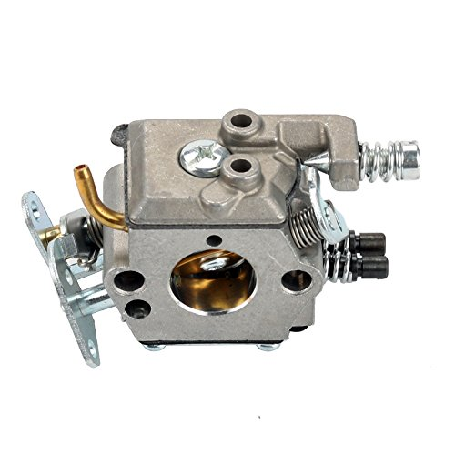 Coolwind Carburetor Air Filter Fuel Line Spark Plug for Husqvarna 36 41 136 137 137E 141 142 141LE 142E Husky Chainsaw Saw Replaces Zama C1Q-W29E Carb WT-834 WT-657 WT-529 WT-289 WT-285 WT-239 WT-202