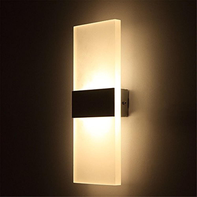 StiefelU LED Wandleuchte nach oben und unten Wandleuchten Led1.5 m Wand lampe Schlafzimmer Nachttischlampe Korridor Passage 1 m 1,2 m Wand Leuchten, 27  10 cm warmes Licht