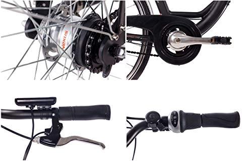 Elektrofahrrad CHRISSON 28 Zoll Herren E-Bike Bild 6*