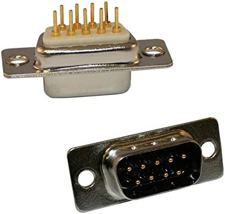 NorComp D-Sub Standard Connectors 9P Selling rankings FEMALE IP67 SO All items in the store DIP VERTICAL