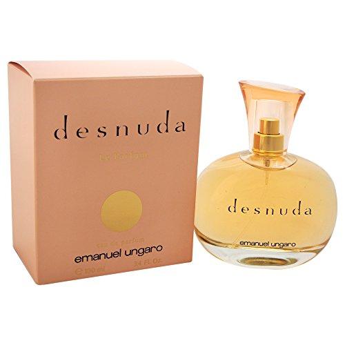 Emanuel Ungaro Desnuda 100 ml Eau de Parfum Spray für Sie, 1er Pack (1 x 100 ml)