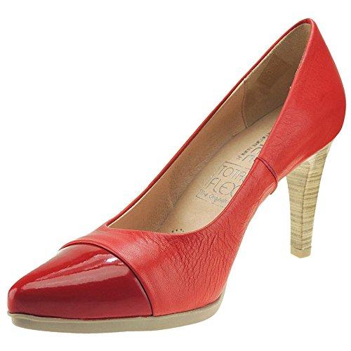 Desiree 1250 Zapato Salón En Piel Tacón 9CM Mujer