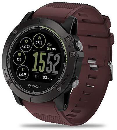 HX0945 Vibe 3 HR Smartwatch IP67 apparaat waterdicht hartslagmonitor kleurenscherm IPS Sport Smartwatch