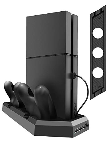 Kootek Vertical Stand for PS4 Slim/Pro/Regular Playstation 4,...