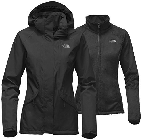 The North Face Women's Boundary Triclimate Jacket - Black - M (Past Season)