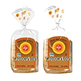Gluten Free Tapioca Loaf by Ener-G | Vegan Sliced Bread | Low-Protein, Non-GMO, Kosher | Double Pack-16 oz/ 12 Slice Loaf